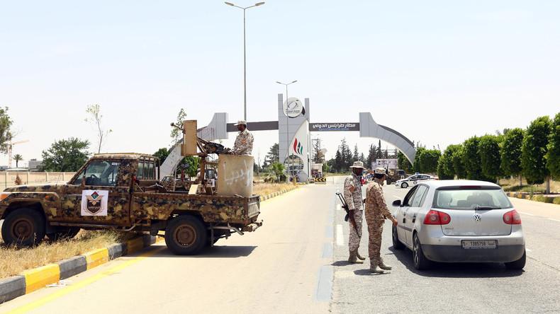 Bewaffnete greifen UN-Konvoi in Libyen an - UN-Mitarbeiter wieder frei