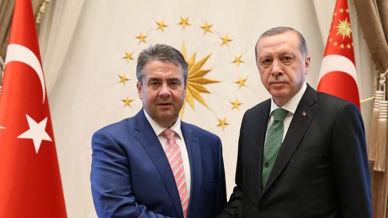 Recep Tayyip Erdoğan beantragt offiziell Auftritt in Deutschland