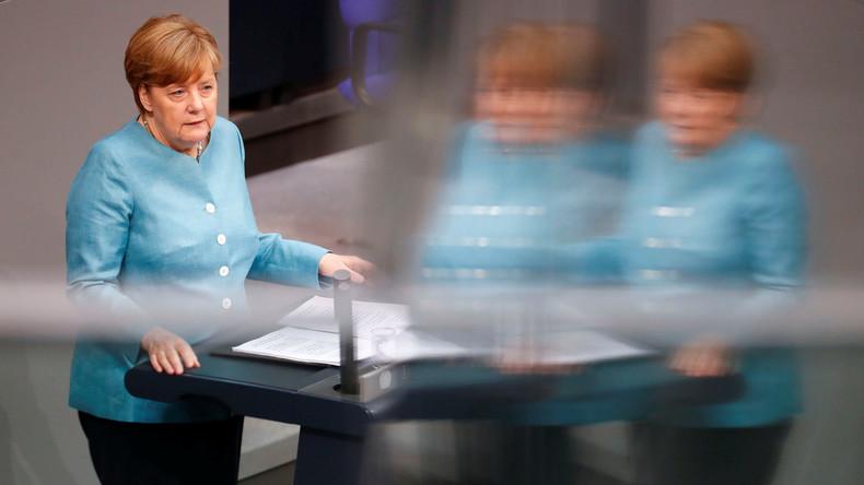 "Angela Merkel kritisiert Donald Trump: ""Klimaabkommen nicht verhandelbar"""