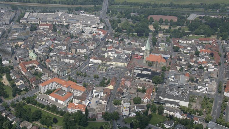 Jugendliche demolieren neue Schule in Hamm