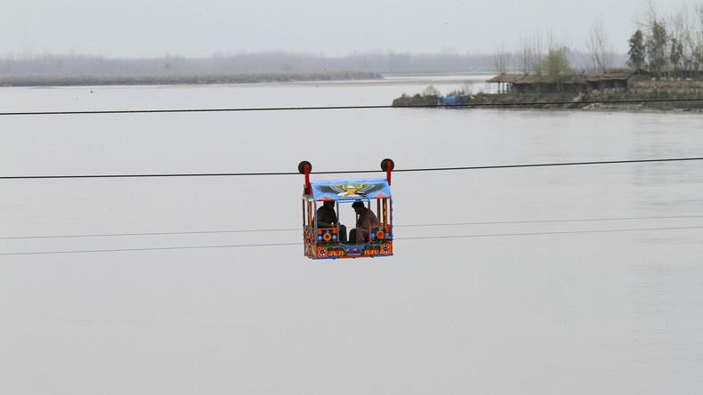 Zehn Menschen sterben bei Absturz eines Lifts zwischen zwei Dörfern in Pakistan