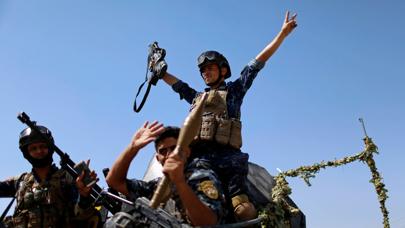 Bericht: Mossul komplett von IS befreit