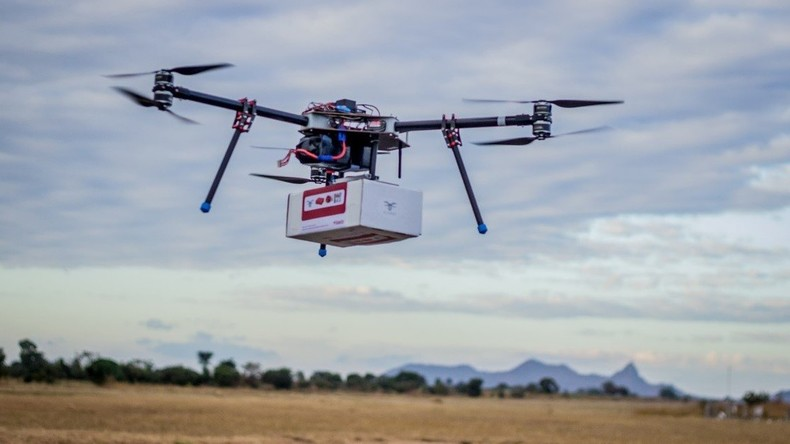 Malawi eröffnet ersten Drohnenkorridor für humanitäre Hilfe
