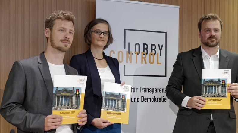 Lobbyreport 2017: Demokratiekrise und unerfreuliche Bilanz von Schwarz-Rot