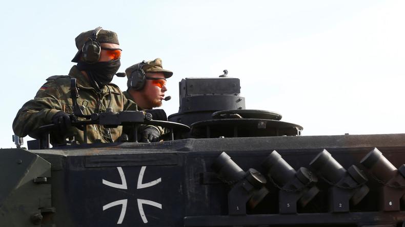 Die neue EU-Armee: Ein kostenloser Sicherheitsdienst für USA im Irak