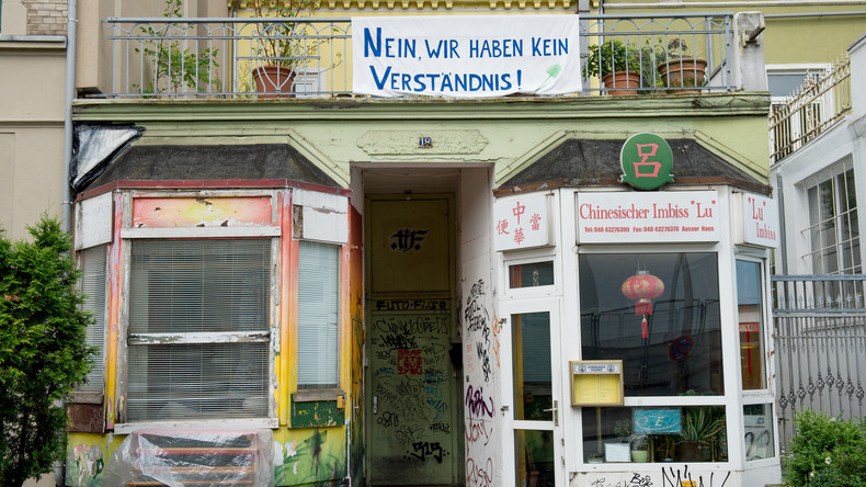 Vor G20-Gipfel: Hamburger Polizei durchsucht Wohnungen von Linksextremisten