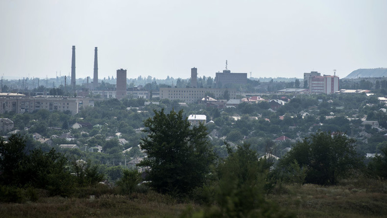 Widersprüchliche Angaben über Schäden an Universität im Zentrum von Donezk