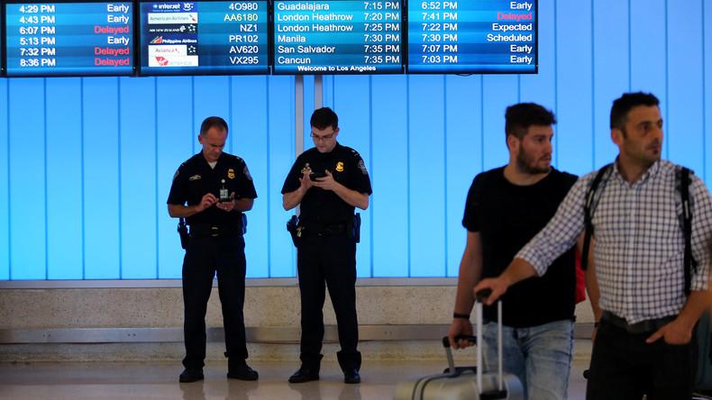 Abgeschwächtes Einreiseverbot in den USA in Kraft getreten