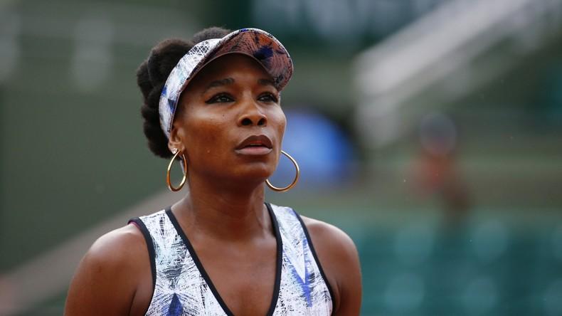 Tennisstar Venus Williams verursacht tödlichen Autounfall