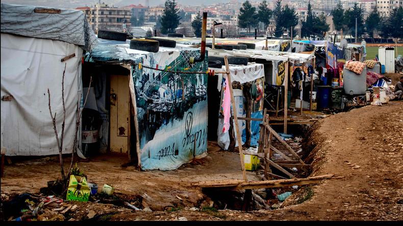 Sieben libanesische Soldaten in Flüchtlingslagern verletzt