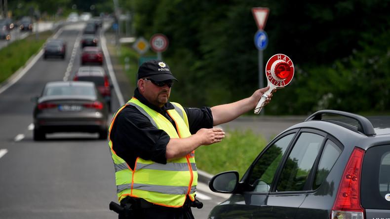 Vor G20-Gipfel verschärfte Kontrollen an deutsch-dänischer Grenze