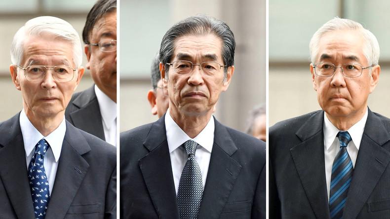 Sechs Jahre nach Gau: Manager der Atomruine Fukushima vor Gericht