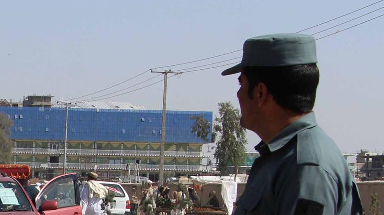 Elf Tote bei Kämpfen mit Taliban um Polizeiposten in Westafghanistan