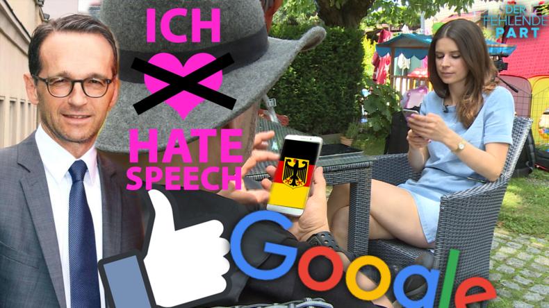 Dein digitaler Doppelgänger gefangen zwischen Google und Staat