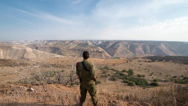 Israel greift nach Beschuss syrische Militärstellung an