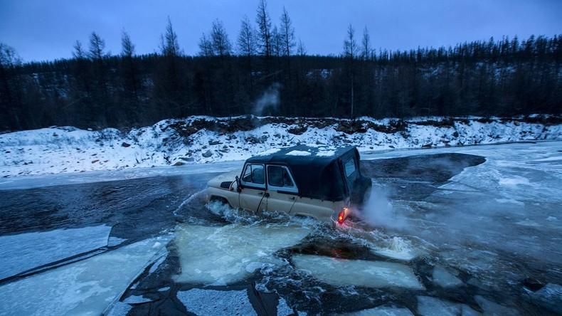 Australischer Fotograf bereist Sibirien und schießt unglaubliche Porträtfotos von Ureinwohnern