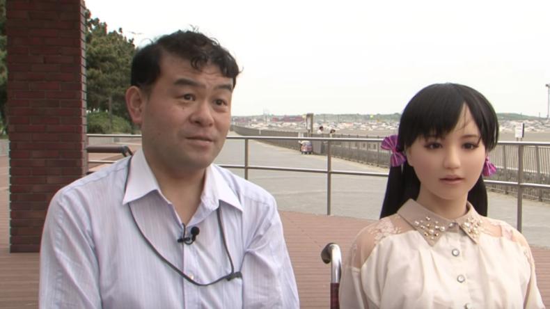 Japan: Unter einem Dach mit Frau, Tochter – und Sexpuppe