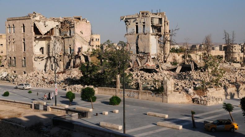 Syrische Regierungsarmee: Aleppo komplett von IS befreit