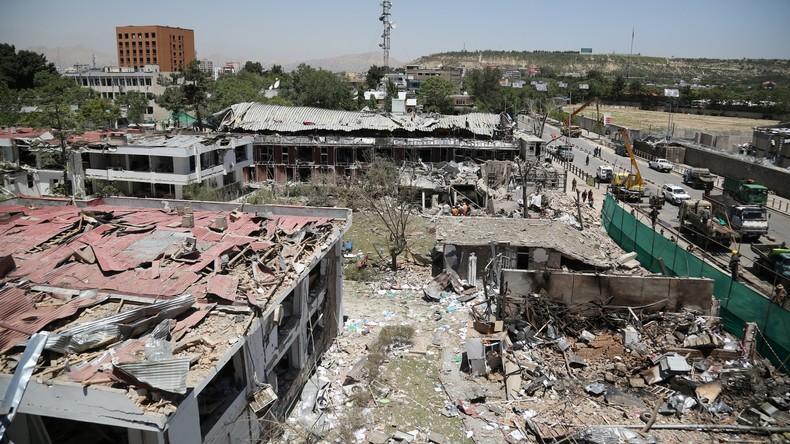 Deutsche Geheimdienste wussten von Anschlag auf Botschaft in Kabul