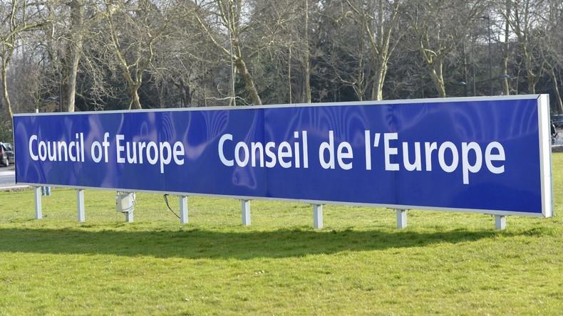 Russland stellt Zahlungen an den Europarat für 2017 ein