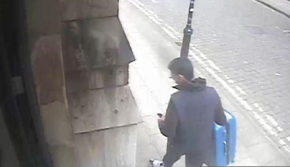 Polizei veröffentlicht neue Bilder des Attentäters von Manchester