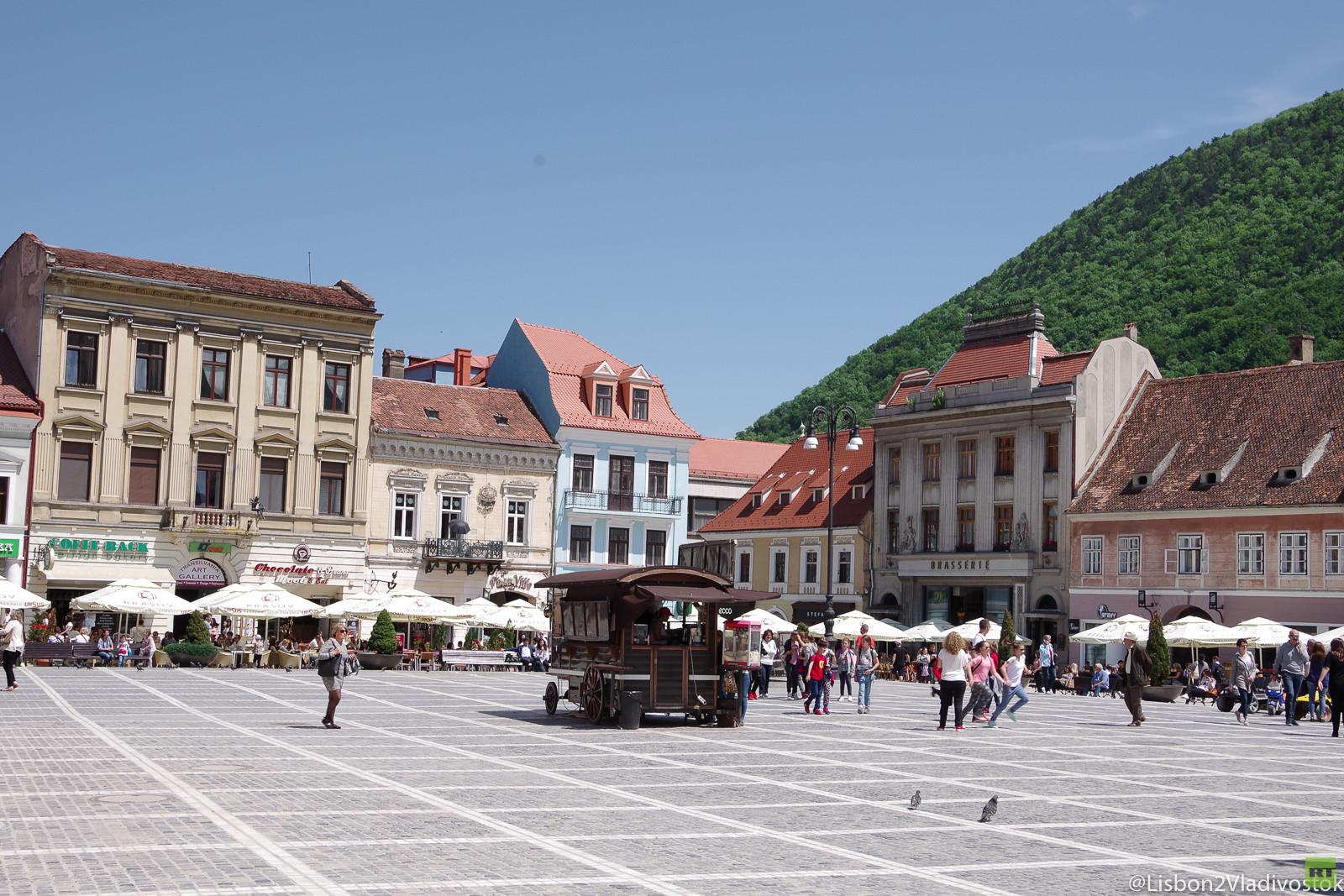 Von Lissabon nach Wladiwostok: Die erste große Etappe