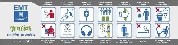 """Madrid verbietet """"Manspreading"""" im öffentlichen Verkehr"""