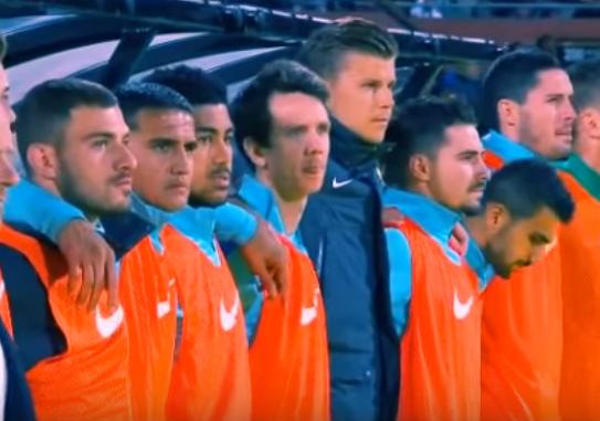 Eklat in Australien: Saudi-Arabiens Fußballer missachten Schweigeminute für Terror-Opfer von London