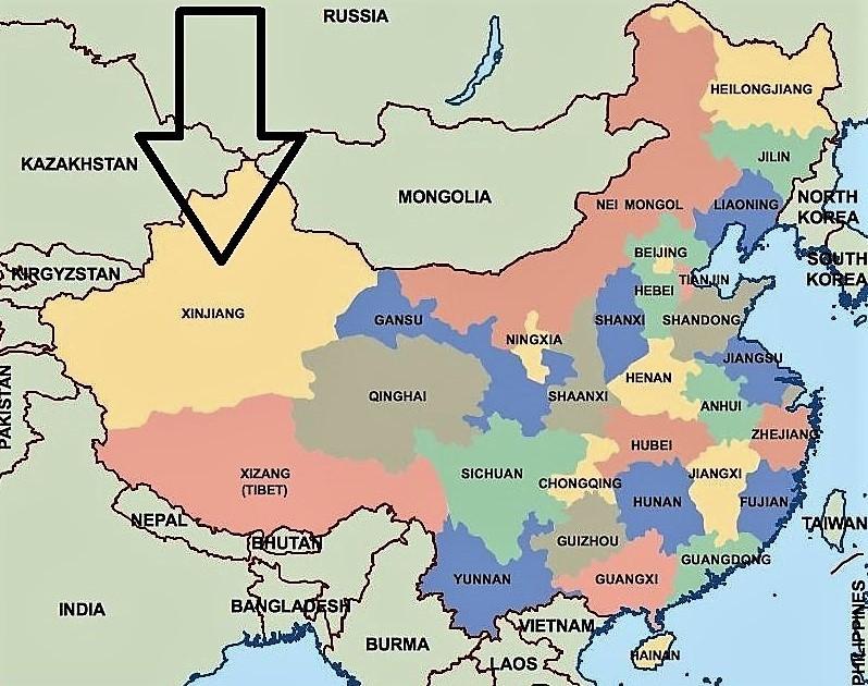 """Assimilationsversuch: China fordert von Uiguren Abänderung """"islamischer"""" Namen"""