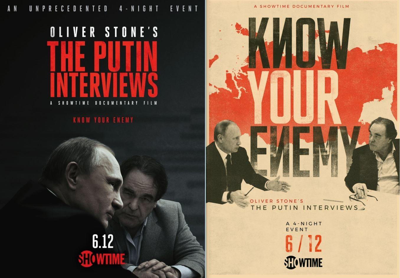 Interview-Reihe: Oliver Stone will Putin jenseits der Klischees darstellen