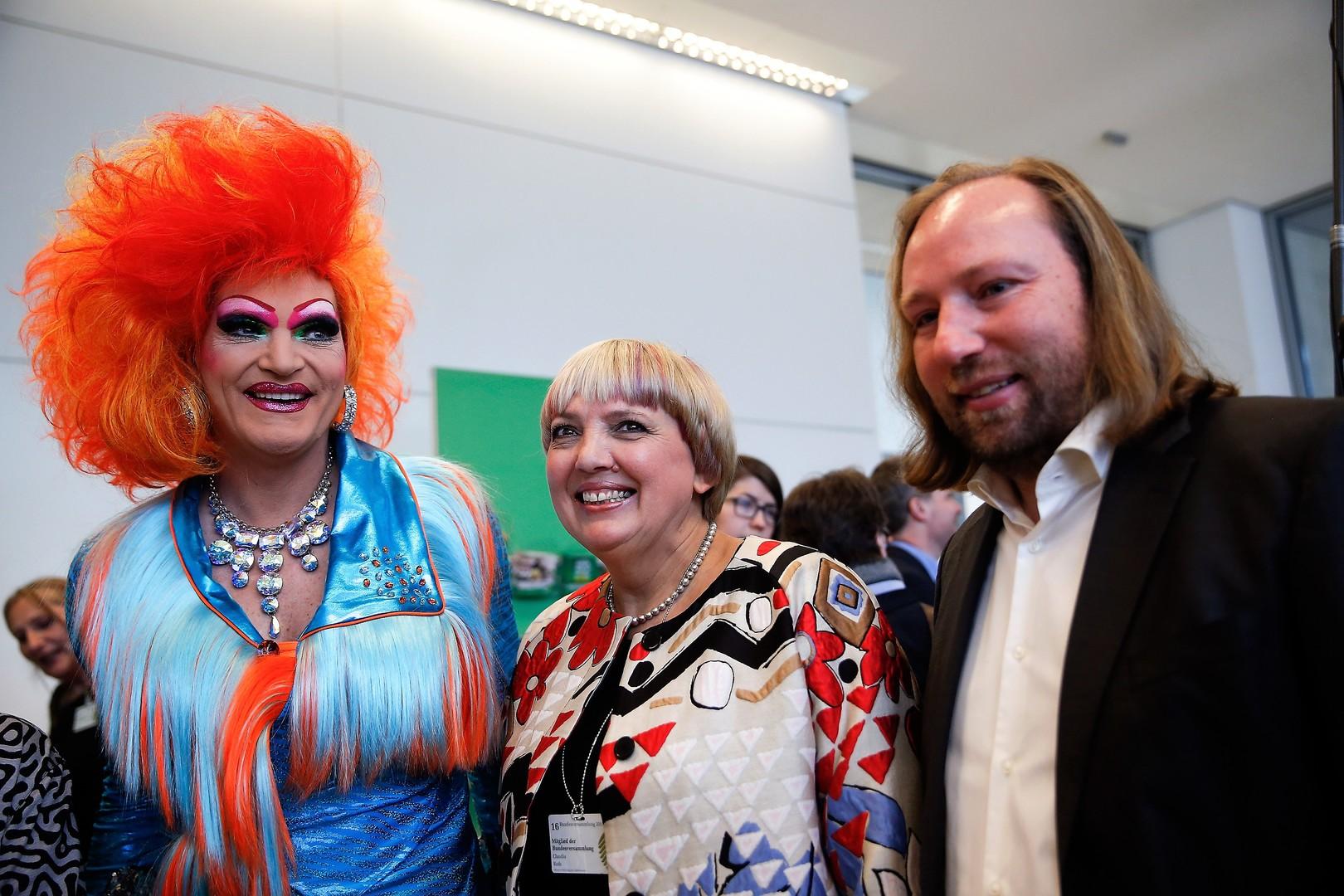Zwischen LGBT-Verpflichtung und Regierungsoption: Die Grünen und ihre rote Linie