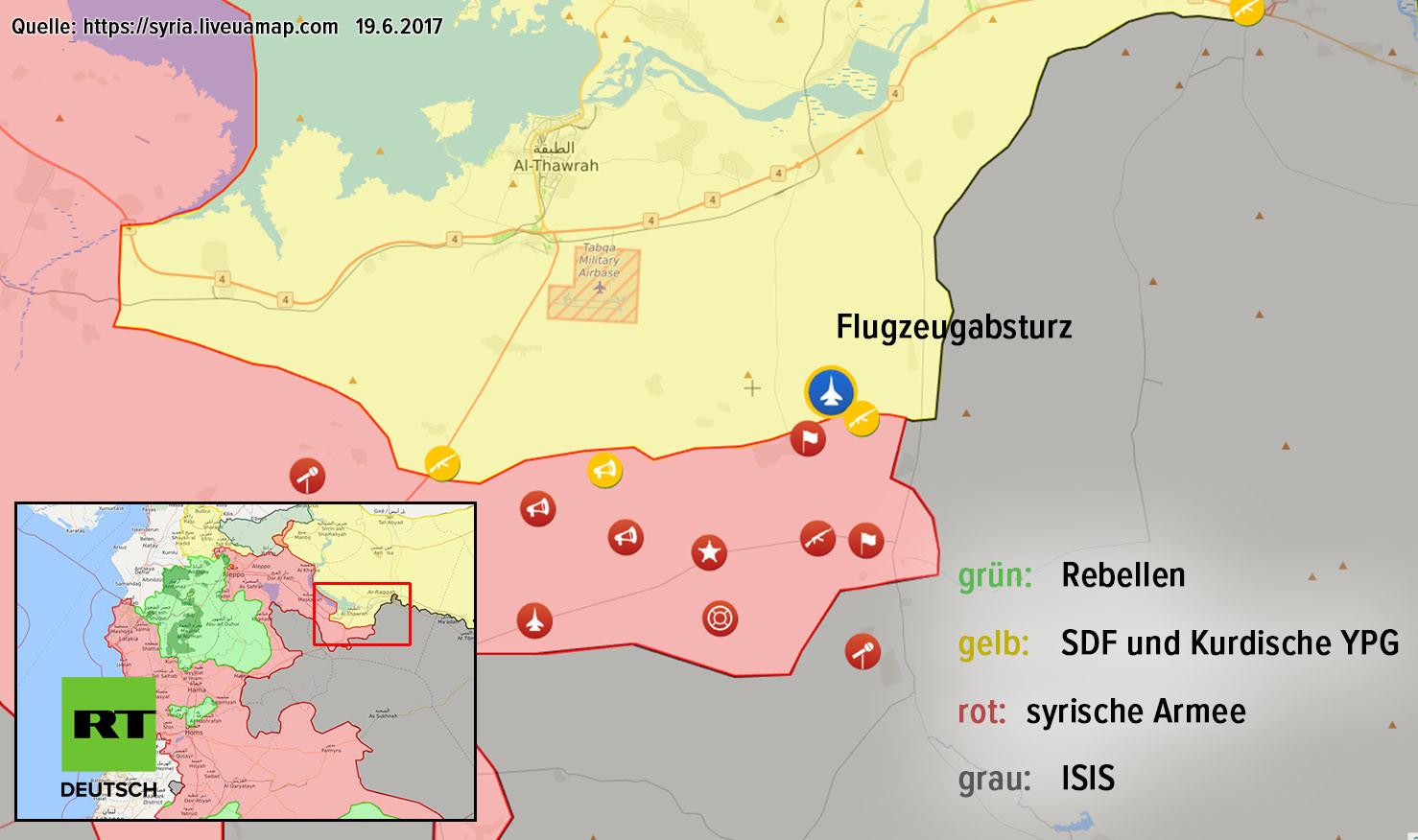 """Kriegsakt gegen Syrien: """"Demokratische Kräfte Syriens"""" werden zum Einflussinstrument der USA"""