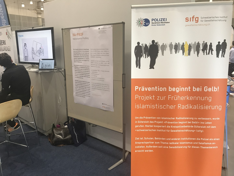 """Schweizer entwickeln """"Dschihad-Test-Tool"""" zur Einschätzung möglicher Gefährder"""