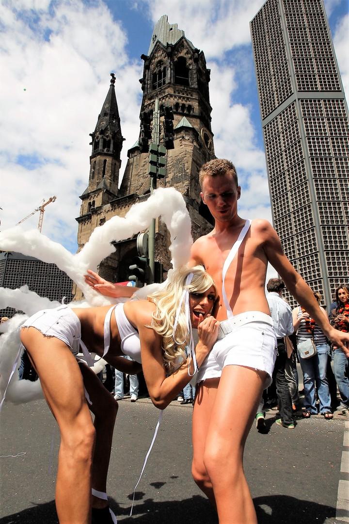 Nach der Abstimmung für Homo-Ehe: Deutschland ist nun progressives Land