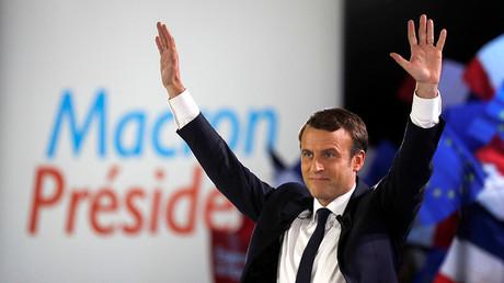Französischer Cyber-Verteidigungschef: Keine russische Spur bei Cyber-Angriff auf Macrons Wahlstab