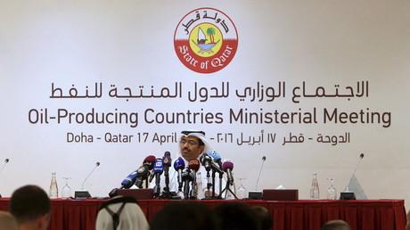 Mohammad bin Saleh al-Sada, Doha, Katar, 17. April 2016.