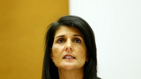 US-Botschafterin bei den UN: Wollen Menschenrechtsrat nicht verlassen