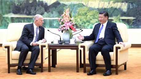 Kalifornien und China unterzeichnen Klimaschutzabkommen