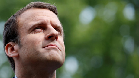 Scheint auch bei den Parlamentswahlen unschlagbar: der französische Präsident Emmanuel Macron.