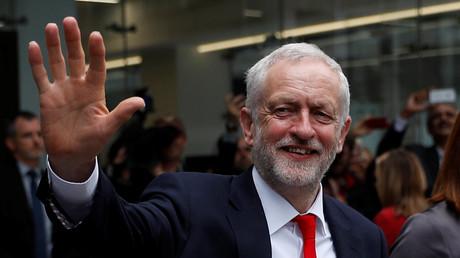 Strahlendes Gesicht: Nach zwei Jahren der Anfeindungen durch Mainstream-Medien und dem Establishment seiner eigenen Partei geht Jeremy Corbyn aus den britischen Parlamentswahlen als Sieger hervor.