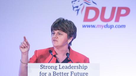 Britische Konservative einigt sich grundsätzlich mit DUP