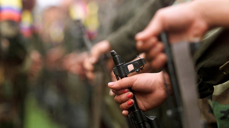 FARC-Guerilla gibt 60 Prozent der Waffen ab