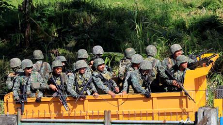 Philippinische Armee erläutert Einzelheiten von US-Präsenz in Marawi