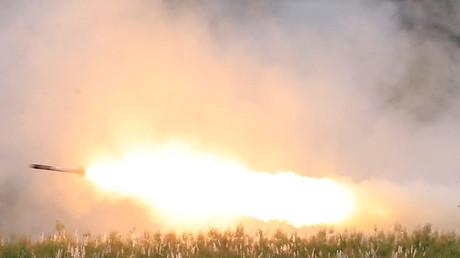 Russlands Verteidigungsministerium bestätigt Stationierung von US-Raketenwerfern in Syrien (Symbolbild)