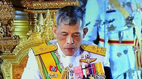 König Thailands Vajiralongkorn.