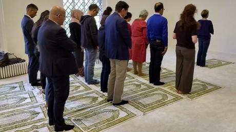Türkei moniert neue Berliner Moschee als