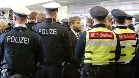 Polizeigewerkschaft: Personalmangel gefährdet Bahnverkehr (Symbolbild)