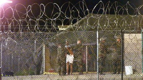 Symbolbild - US-Marines auf dem Camp X-Ray, Marinebasis Guantanamo Bay, 30 März 2016