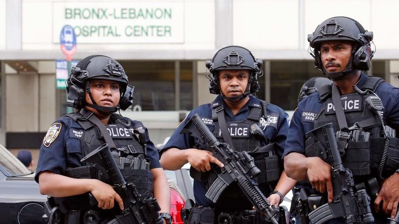 Mann erschießt in New Yorker Krankenhaus Ärztin und sich selbst