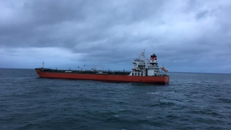 Tanker und Frachtschiff stoßen im Ärmelkanal zusammen – Weder Verletzte noch Lecks
